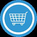 Fridge and Shopping icon
