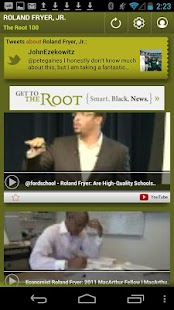 Roland Fryer, Jr.: The Root - screenshot thumbnail