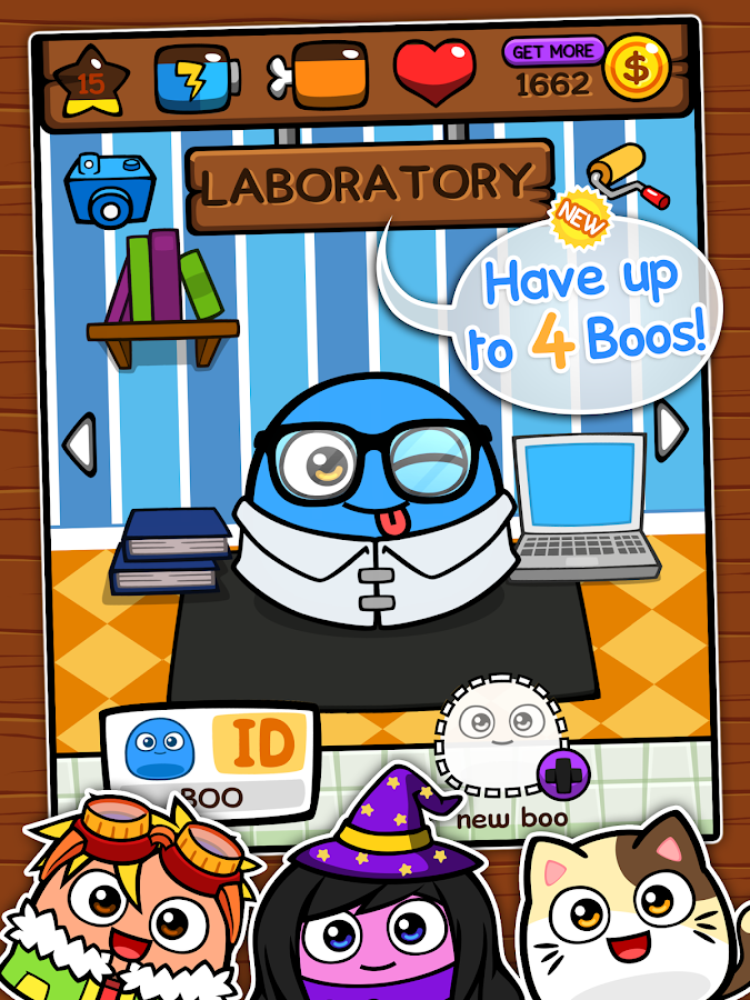 My Boo - Your Virtual Pet Game - screenshot