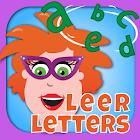 Juf Jannie-Letters leren lezen icon