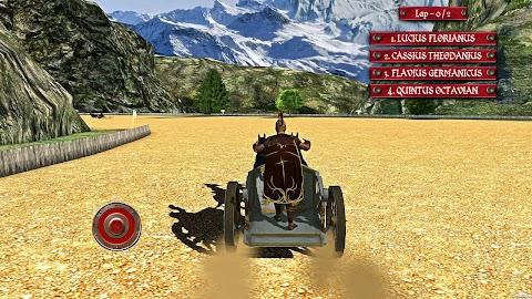 CHARIOT WARS Screenshot 1