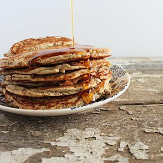 Coconut Flour Crepe-cakes.