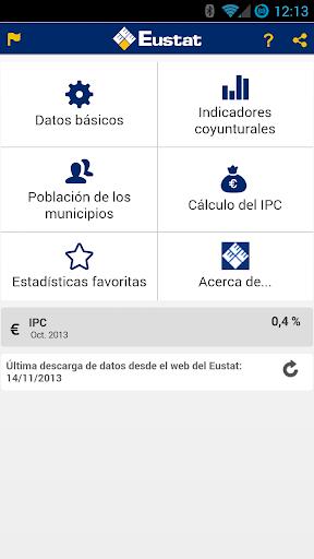 Eustat APP