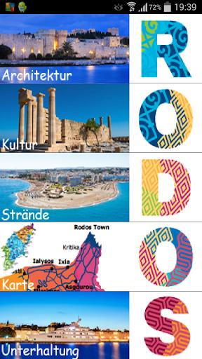 Touristenführer von Rodos