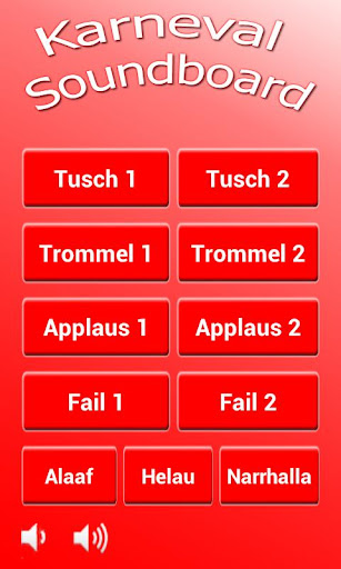 German Carnival Soundboard