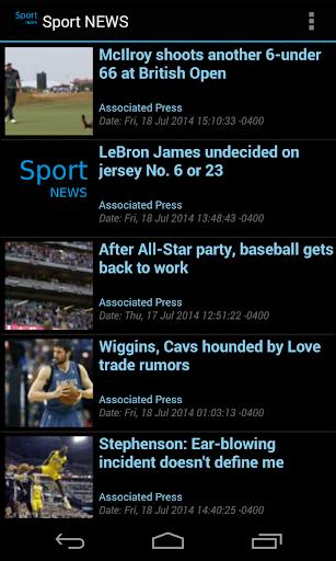 Yaaaahooooooo Sport NEWS