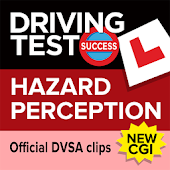 Hazard Perception CGI Edition