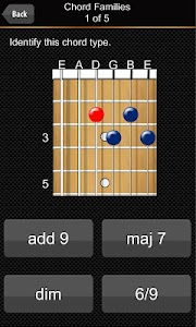David Mead : Chord Coach screenshot 6