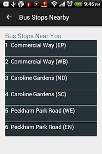 London Bus Timer - Free- screenshot thumbnail