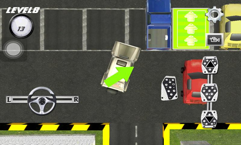 Car Parking Experts 3D- screenshot