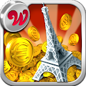 Coin Dozer: World Tour logo
