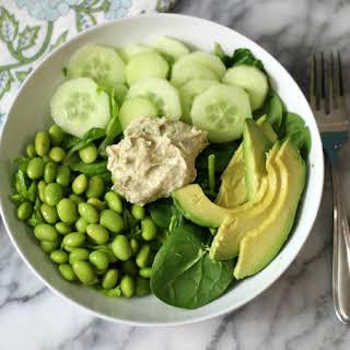Green Protein Salad.