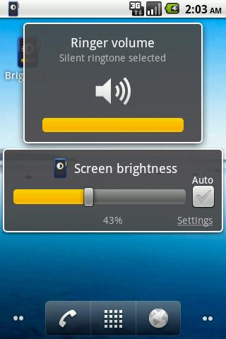 Brightness Rocker Pro- screenshot