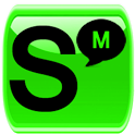 Green Socialize 4 FB Messenger icon