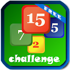 Gioco del 15 puzzle sfida free icon