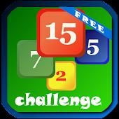 15 puzzle CHALLENGE FREE
