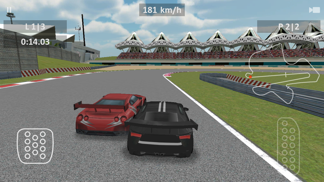 Race Track 3D preview- screenshot