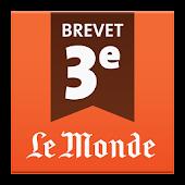 Brevet 2015 - Le Monde