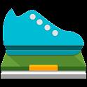 Pedometer for KitKat icon