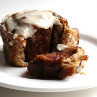 King Arthur Flour's Dark and Dangerous Cinnamon Buns
