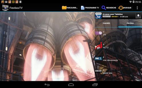 Freebox TV - screenshot thumbnail