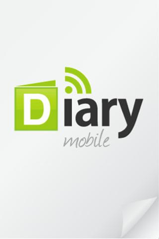 Diary Mobile - screenshot