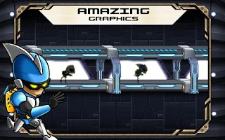 Screenshot of Gravity Guy FREE