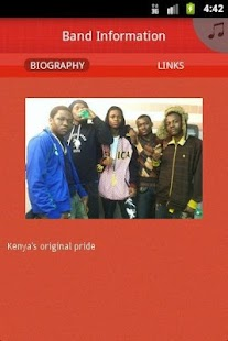 Kenya's Original Pride - screenshot thumbnail