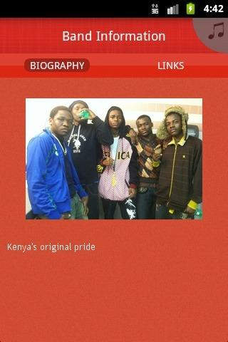 Kenya's Original Pride - screenshot