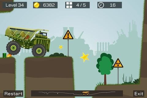 Big Truck - screenshot
