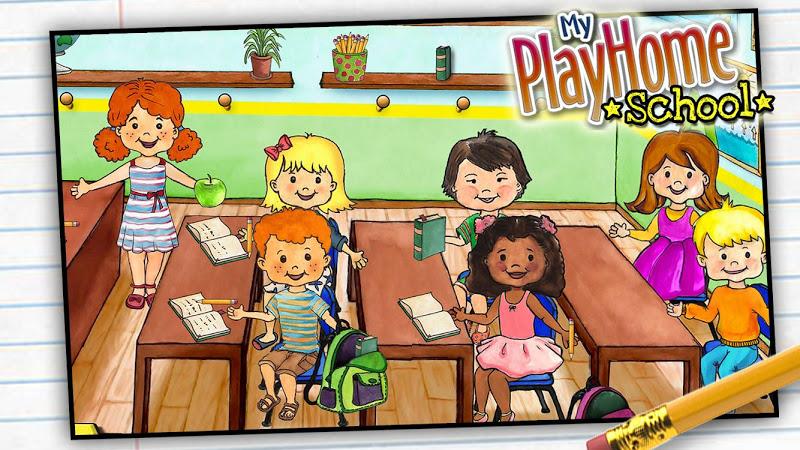 My PlayHome School Screenshot 1