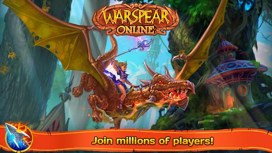 Warspear Online MMORPG - screenshot thumbnail
