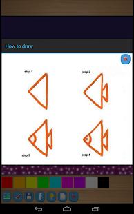 玩家庭片App|Kids Draw 7Days - 繪圖遊戲的孩子免費|APP試玩