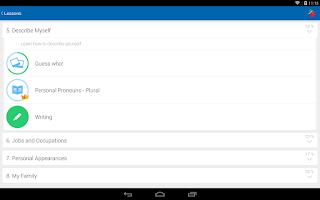 Screenshot of Learn Spanish - Speak Spanish