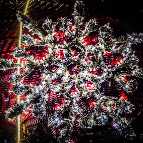 christmas by Jayvee Co - Novices Only Abstract