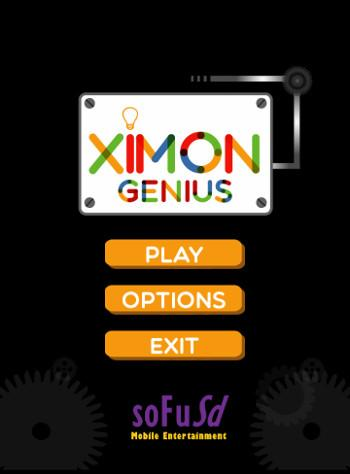 Ximon Genius - Simon Genio