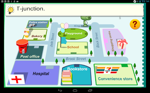Kids Grammar Prepositions 2 - screenshot thumbnail