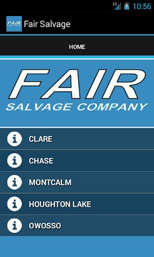 Fair Salvage