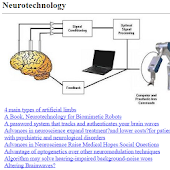 Neurotechnology Updates
