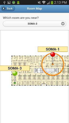 Conference Room Finder