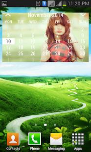 My Photo Calendar screenshot