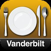 Menus - Vanderbilt