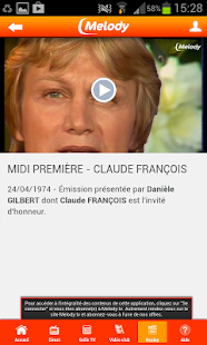 Melody - Star des variétés - screenshot thumbnail