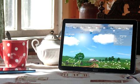 YoWindow Free Weather Screenshot 9