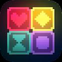 Glow Grid - Retro Puzzle Game icon