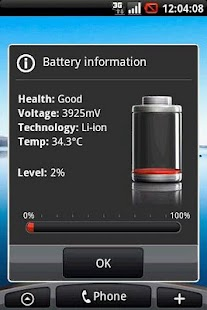 Fake Battery (Cupcake) - screenshot thumbnail