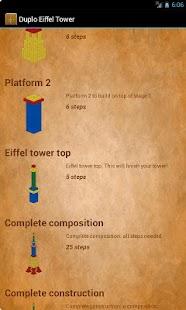 Lego - Eiffel Tower