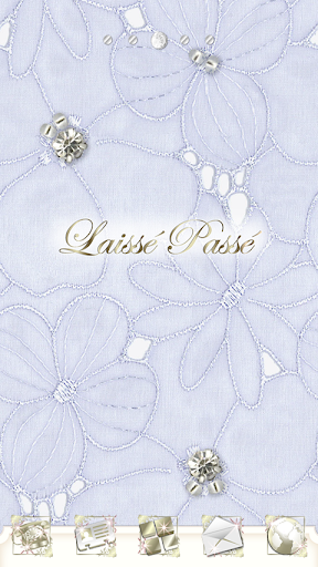 LAISSE PASSE-Flower Lace Theme