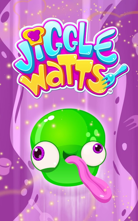JIGGLE WATTS -JELLY MATCH GAME- screenshot