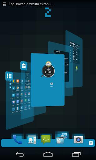 【免費個人化App】TSF Shell Theme Pixel Blue-APP點子